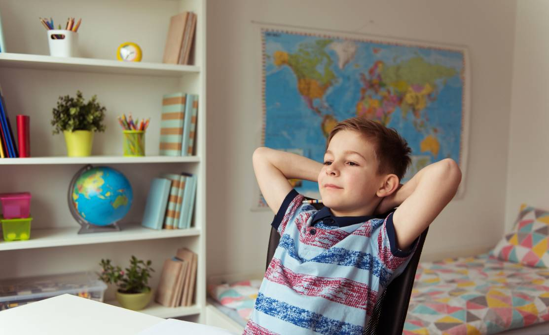 JOB DONE: The thrill of having a newly decorated bedroom. Photos: Shutterstock
